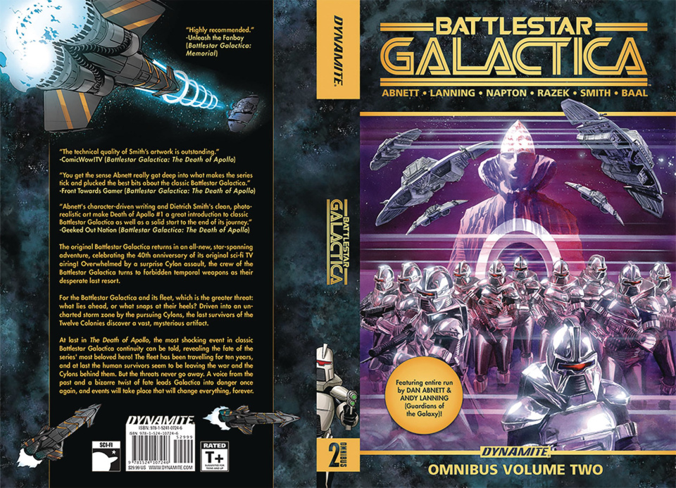 Battlestar Galactica Classic Vol. 2 (Omnibus)