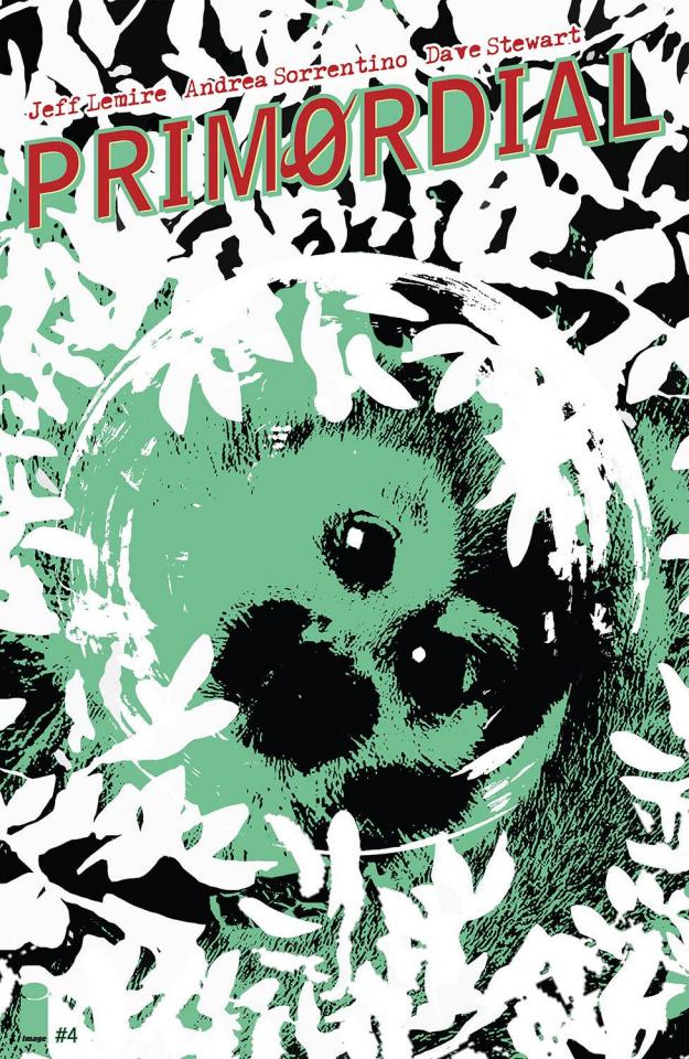 Primordial #4 (Sorrentino Cover)