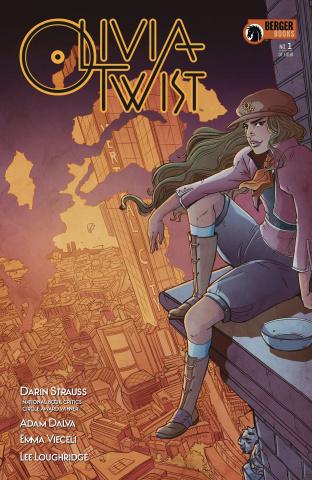 Olivia Twist #1