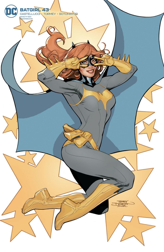 Batgirl #43 (Variant Cover)