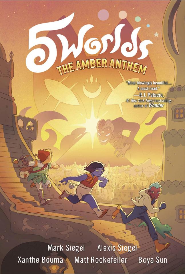 5 Worlds Vol. 4: The Amber Anthem