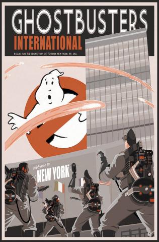 Ghostbusters International