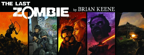 Brian Keene: Dead New World 6 Pack
