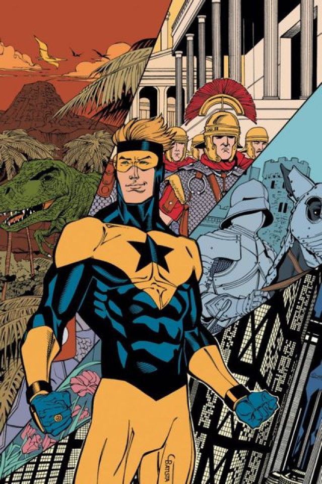 Booster Gold #43