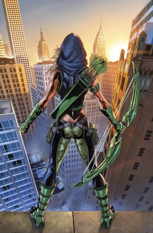 Grimm Fairy Tales: Robyn Hood #20 (Lorenzo Cover)