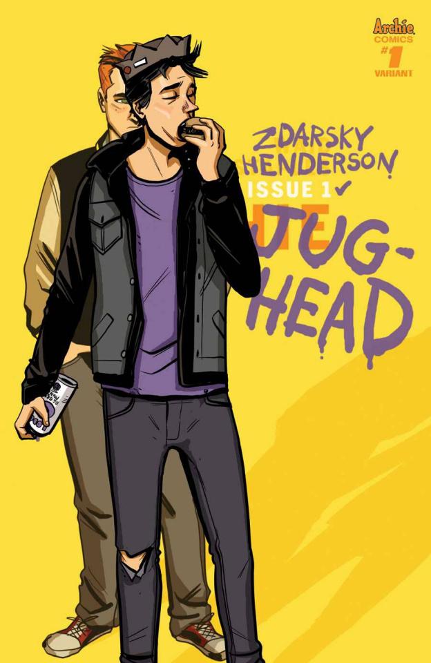 Jughead #1 (Zdarsky Cover)