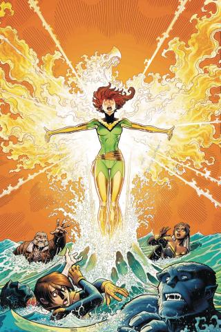 Phoenix Resurrection: The Return of Jean Grey #1 (Arthur Adams Cover)