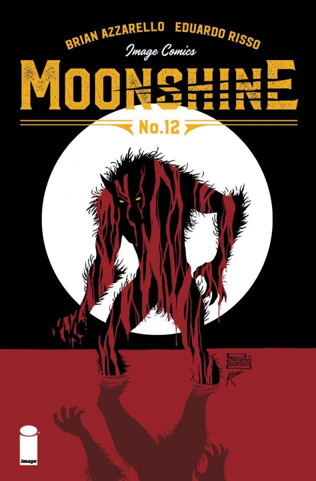 Moonshine #12 (Risso Cover)