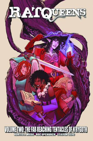 Rat Queens Vol. 2: The Far Reaching Tentacles of N'rygoth