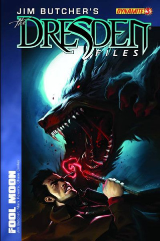 Jim Butcher's Dresden Files: Fool Moon #3