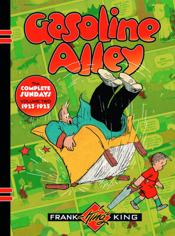 Gasoline Alley Vol. 2: The Complete Sundays, 1923-1925