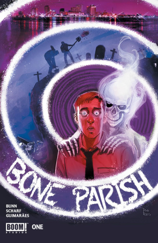 Bone Parish #1 (Reis Cover)