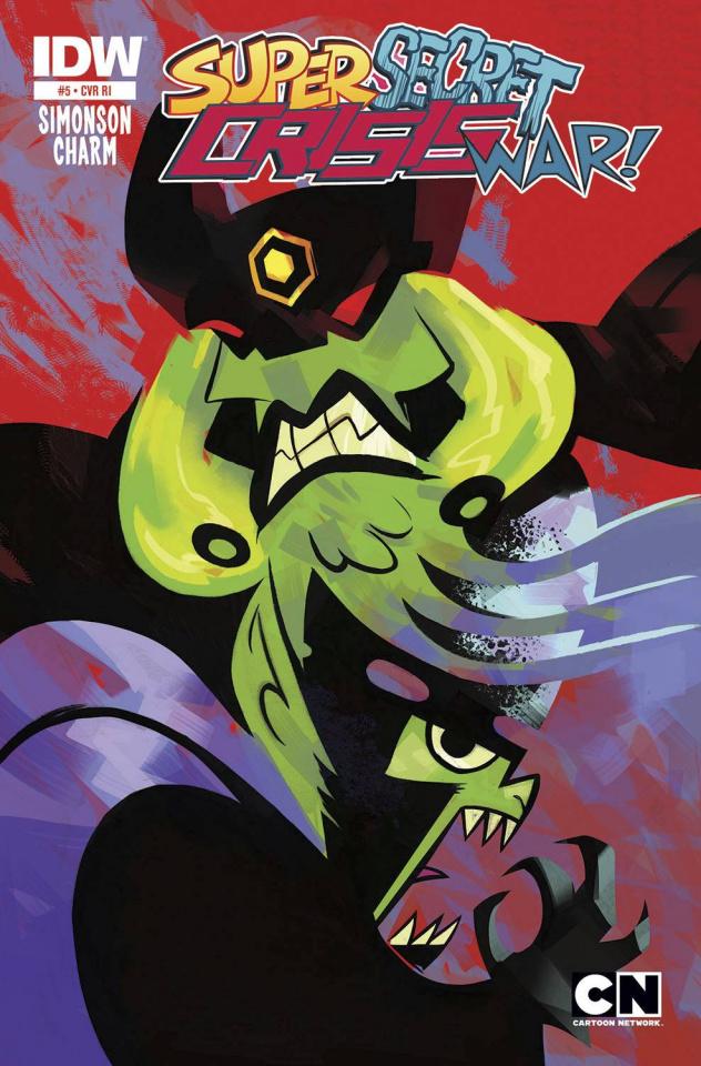 Super Secret Crisis War! #5 (10 Copy Cover)