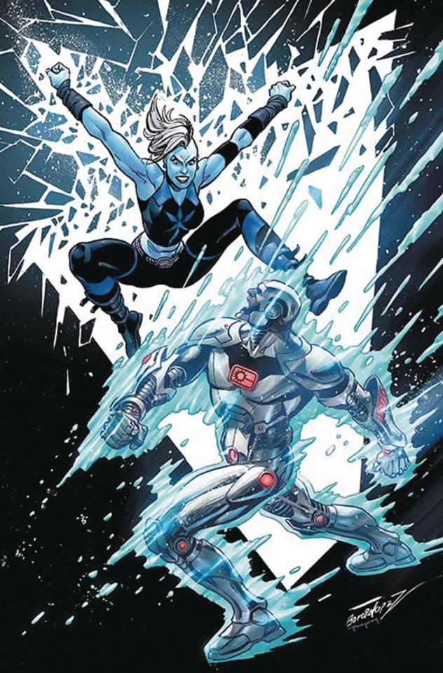 Justice League vs. Suicide Squad #6 (Suicide Squad Cover)