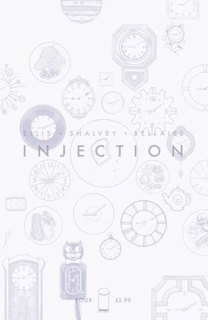 Injection #4 (Shalvey & Bellaire Cover)