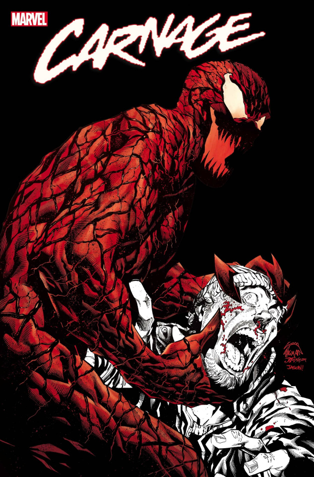 Carnage: Black, White, and Blood #4