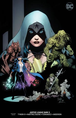 Justice League Dark #3 (Variant Cover)