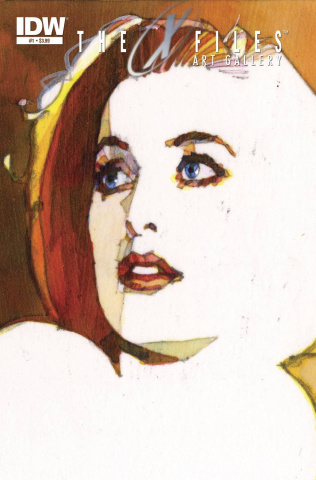 The X-Files: Art Gallery #1