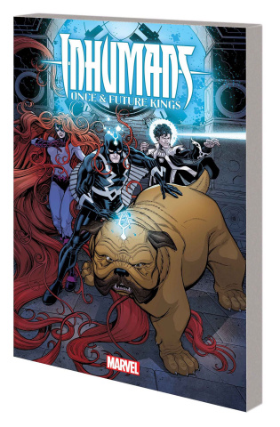 Inhumans: Once & Future Kings