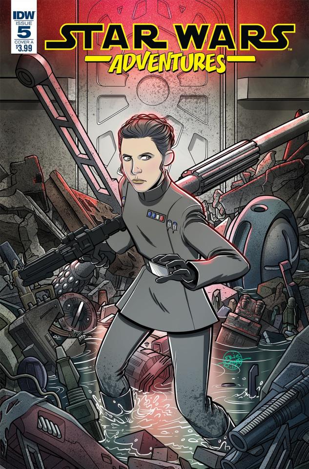 Star Wars Adventures #5 (Jones Cover)