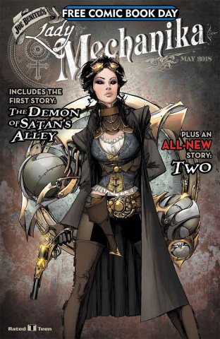 Lady Mechanika FCBD 2018 Special