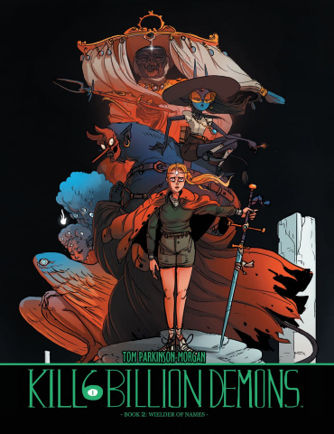 Kill 6 Billion Demons Vol. 2