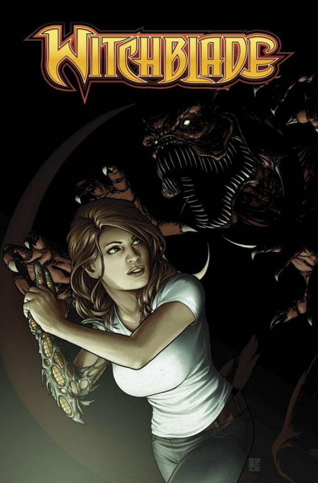 Witchblade #178 (Christopher Cover)