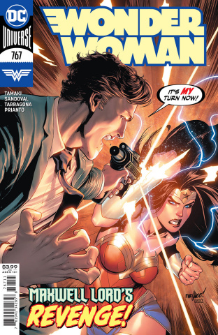 Wonder Woman #767 (David Marquez Cover)