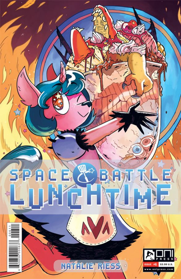 Space Battle Lunchtime #6