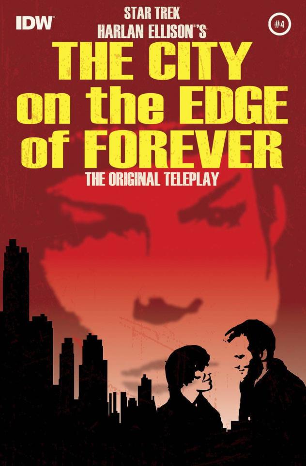 Star Trek: The City on the Edge of Forever #4