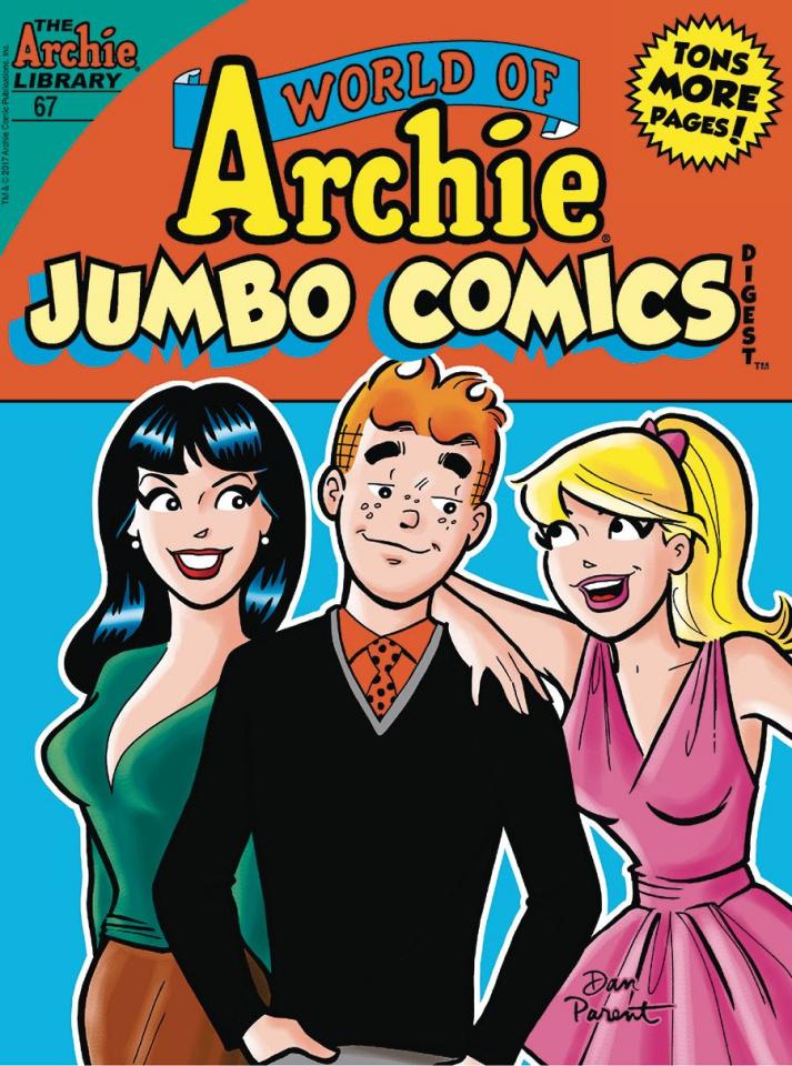 World of Archie Jumbo Comic Digest #67