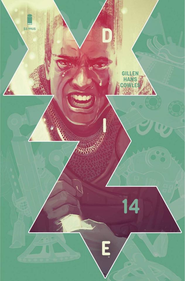 Die #14 (Hans Cover)