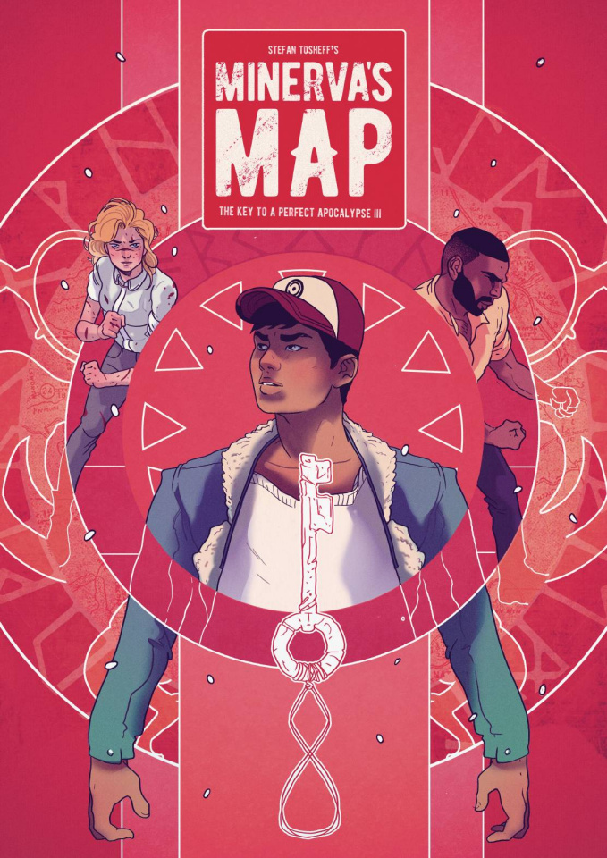 Minerva's Map: The Key to a Perfect Apocalypse #3