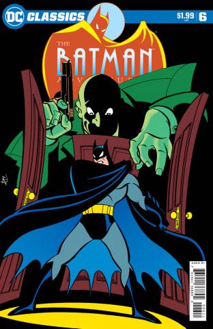 DC Classics: The Batman Adventures #6