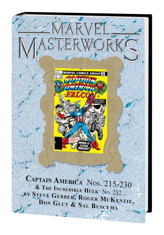 Captain America Vol. 12 (Marvel Masterworks)