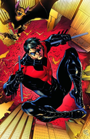 Nightwing Vol. 1: Traps and Trapezes
