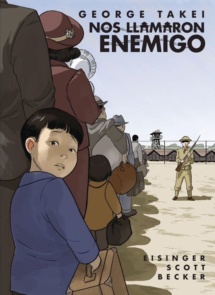 Nos Llamaron Enemigo (Spanish Edition)