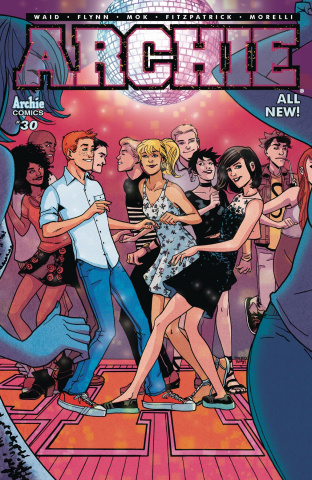 Archie #30 (Jarrell Cover)