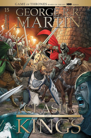 A Clash of Kings #15 (Miller Cover)
