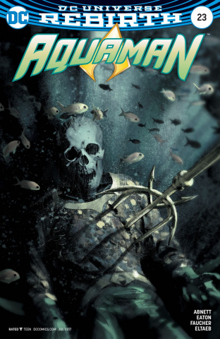 Aquaman #23 (Variant Cover)