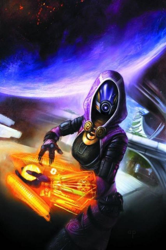 Mass Effect: Homeworlds #2