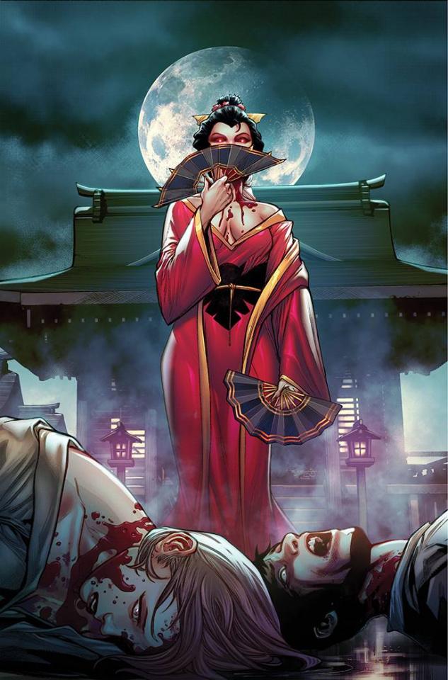 Vampiverse #1 (15 Copy Segovia Virgin Cover)