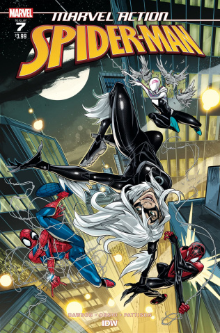 Marvel Action: Spider-Man #7 (Ossio Cover)