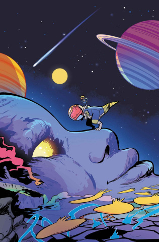 Moon Girl and Devil Dinosaur #20