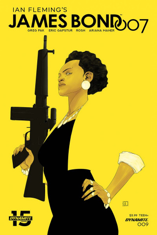 James Bond: 007 #9 (Pham Cover)