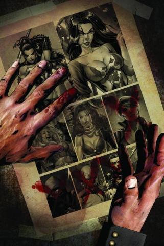 Grimm Fairy Tales: Dream Eater Saga Crossover Prelude (Cote Cover)