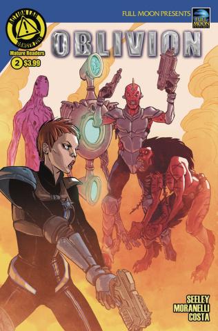Oblivion #2 (Moranelli Cover)