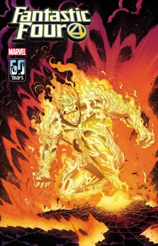 Fantastic Four #36 (Bradshaw Cover)
