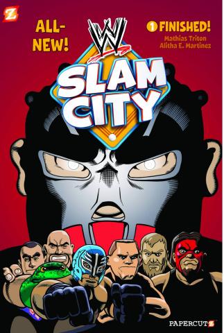 WWE Slam City Vol. 1: Finished