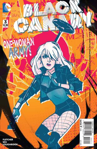 Black Canary #3